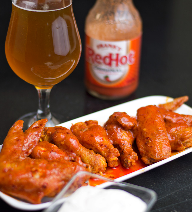 Spice up your meals with recipes for wings, dips, chili and more. From BBQs to tailgates to Monday's dinner, spicy recipes from Frank's RedHot have you covered.